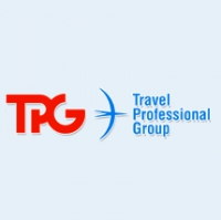 Логотип компании TPG (Travel professional group)